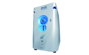 DVS Intrinsic Plus  - Dynamic Gravimetric Vapor Sorption Analyzer