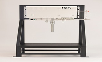 Single Component and Mixed Gas Vapor Analysis - the IGA-100 from Hiden Isochema