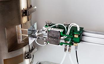 Epsilon MODEL 3549 High Temperature Hot Mountable Furnace Extensometers