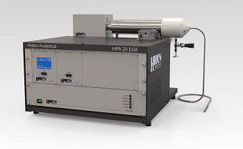 HPR-20 EGA: Compact Bench-Top Gas Analysis System for Evolved Gas Analysis in TGA-MS