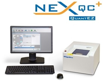 NEX QC+ QuantEZ High Performance Benchtop EDXRF Spectrometer