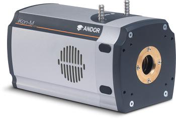High QE, Low Noise CCD Detectors - iKon-M Series