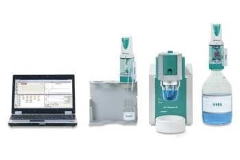 884 Professional VA Semi-Automated for CVS for the Determination of Organic Additives