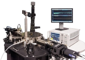 On-Wafer Contact Probing at Terahertz Frequencies – THz Cryogenic Probe Arm