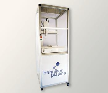 Automated Plasma Surface Treatment – Atmospheric Plasma Robotic System