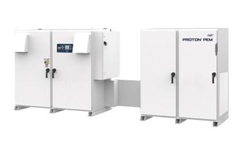 PEM Hydrogen Generators: 10 to 30 Nm³/h