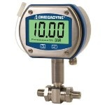 Digital Pressure Gauge for Differential Pressures for High Accuracy