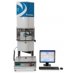 Capillary Rheometer for Materials Characterization and Data Analysis