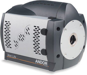 iXon Life EMCCD Camera for Fluorescence Microscopy