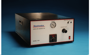 Zero Air Generators for Hydrocarbon Free Chromatography