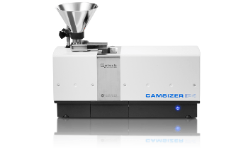 Characterize Dry, Free Flowing Bulk Materials with CAMSIZER® P4