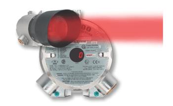 Open Path Infrared Gas Detector - IR5500