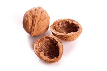 Cosmetic Walnut Shell