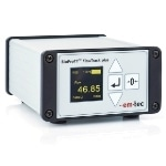 Transit-Time Ultrasound Flow Measurement System for Non-Product Contact Applications
