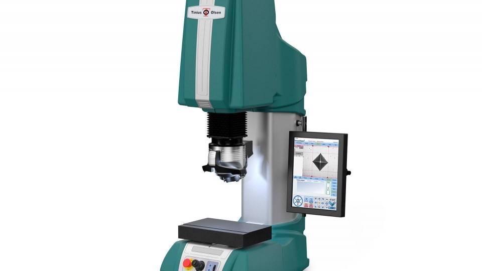 Universal Hardness Testing Machines from Tinius Olsen