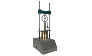 Digital and Analog CBR Test Apparatus