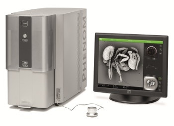 Economical Desktop Scanning Electron Microscope - Phenom Pure SEM