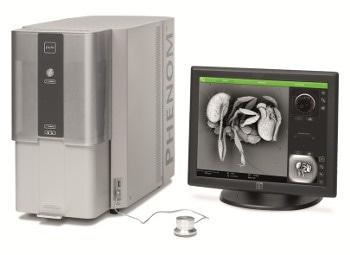 Economical Desktop Scanning Electron Microscope - Phenom Pure SEM