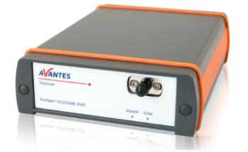 AvaSpec-2048: Fiber Optic Spectrometer