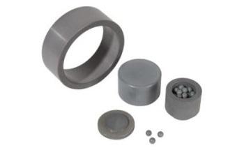 Sialon and Silicon Nitride Advanced Ceramic Grinding Media