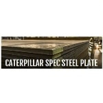 Caterpillar Spec Steel Plate in a Variety of Imperial/Metric Sizes