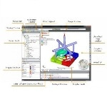 Comprehensive Communication Platform to Visualize 3D Analysis Results