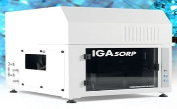 Dynamic Vapor Sorption Analyzer for Water and Organic Vapors