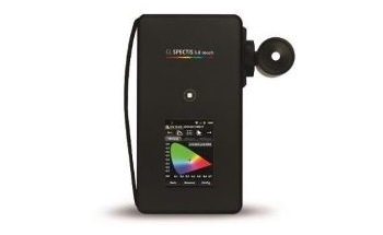 Self-Contained Optical Spectrometer—GL Spectis 5.0 Touch