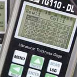 TG110 Ultrasonic Thickness Gauge from NDT Systems, Inc.