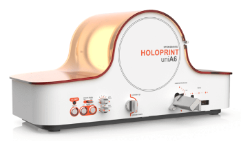 HoloPrinter® UNI A6 DT for Laboratory-Scale Printing