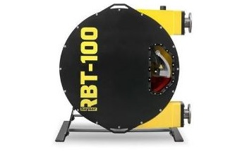 Peristaltic Hose Pump for Construction and Mining