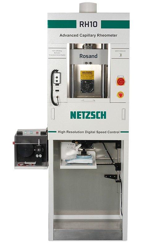 Floor Standing Capillary Rheometer - Rosand RH7 and RH10