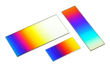 Order Sorting and Linear Variable Filters from Omega Optical
