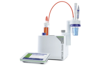 T5 Excellence Titrator from METTLER TOLEDO