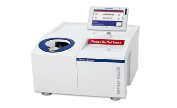 Thermal Analysis System DSC 3 from METTLER TOLEDO