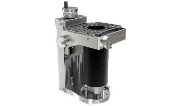 Compact XYZ Manipulator with Integrated Tilt—TETRAXE Range