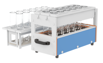 Preparation of Larger Sample Sizes up to 30 g: CB12L Digester