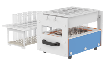 Preparation of Smaller Sample Sizes up to 5 g: CB15S Digester