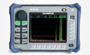 Improve Thickness and Flaw Inspection Solutions with the EPOCH 650 Ultrasonic Flaw Detector