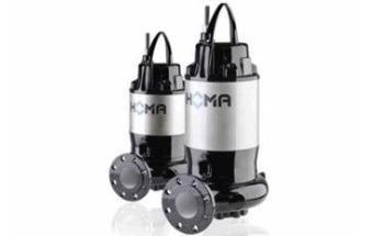 HOMA Pump's EffTec Series of Pumps