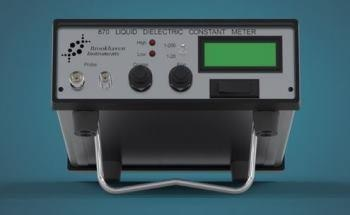 The BI-870—A Dielectric Constant Meter from Brookhaven Instruments