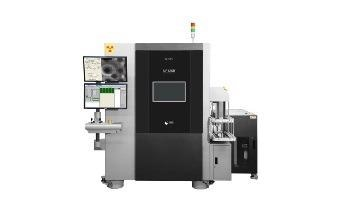 The Nano-focus X-ray Inspection System for Wafer Level Packaging (NF120)