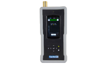 Handheld Raman for Narcotics and Explosives: TacticID®-1064 ST