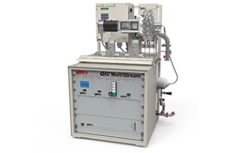 Multi-Component, Multi-Stream Gas Analysis with the QIC Multistream