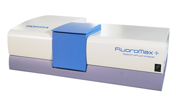 Steady-State and Lifetime Bench-Top Spectrofluorometer: FluoroMax