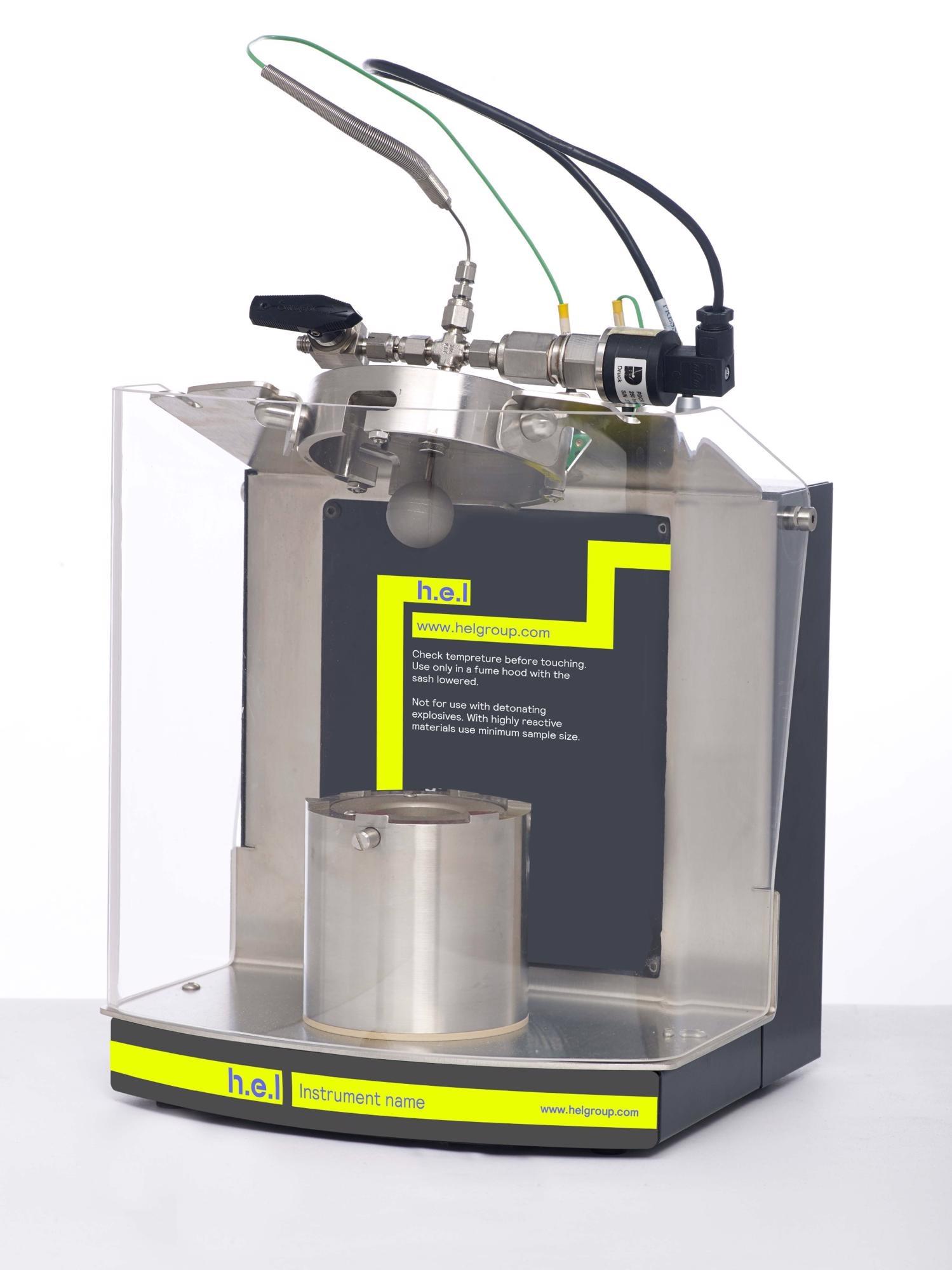 TSu: A Bench-Top, Thermal and Pressure Hazard Screening Platform