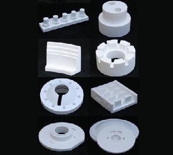 Custom Ceramic High Temperature Insulation - Fibercraft from Thermcraft