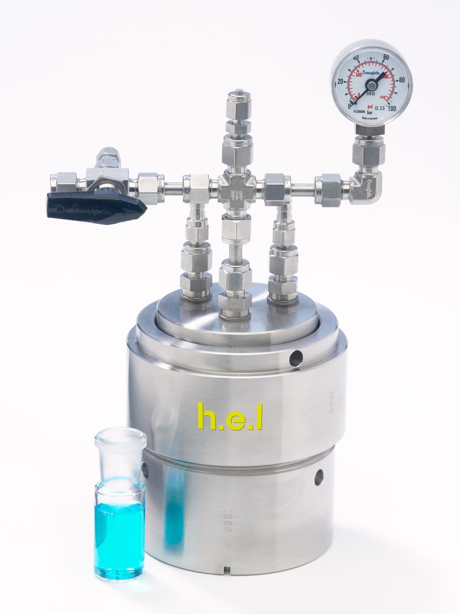 CAT Reactors: 7, 18 or 24 Vial, Manual Catalysis Screening Reactor