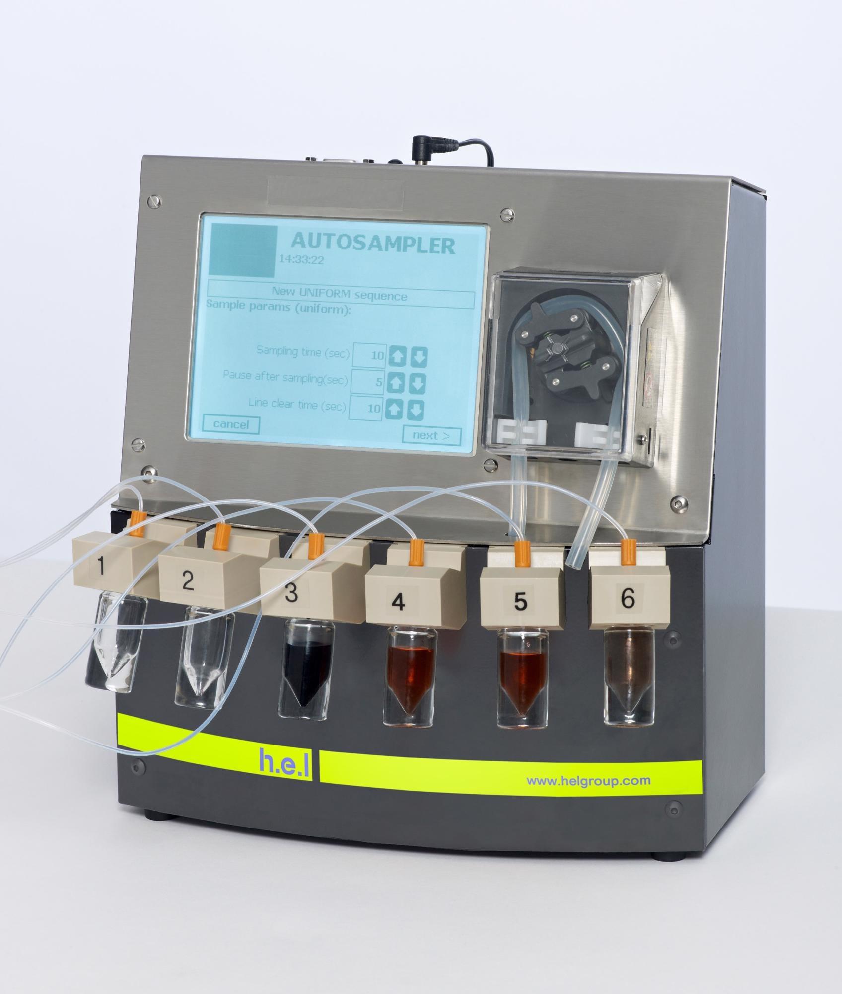 ASU: An Automated Liquid Sampling Unit