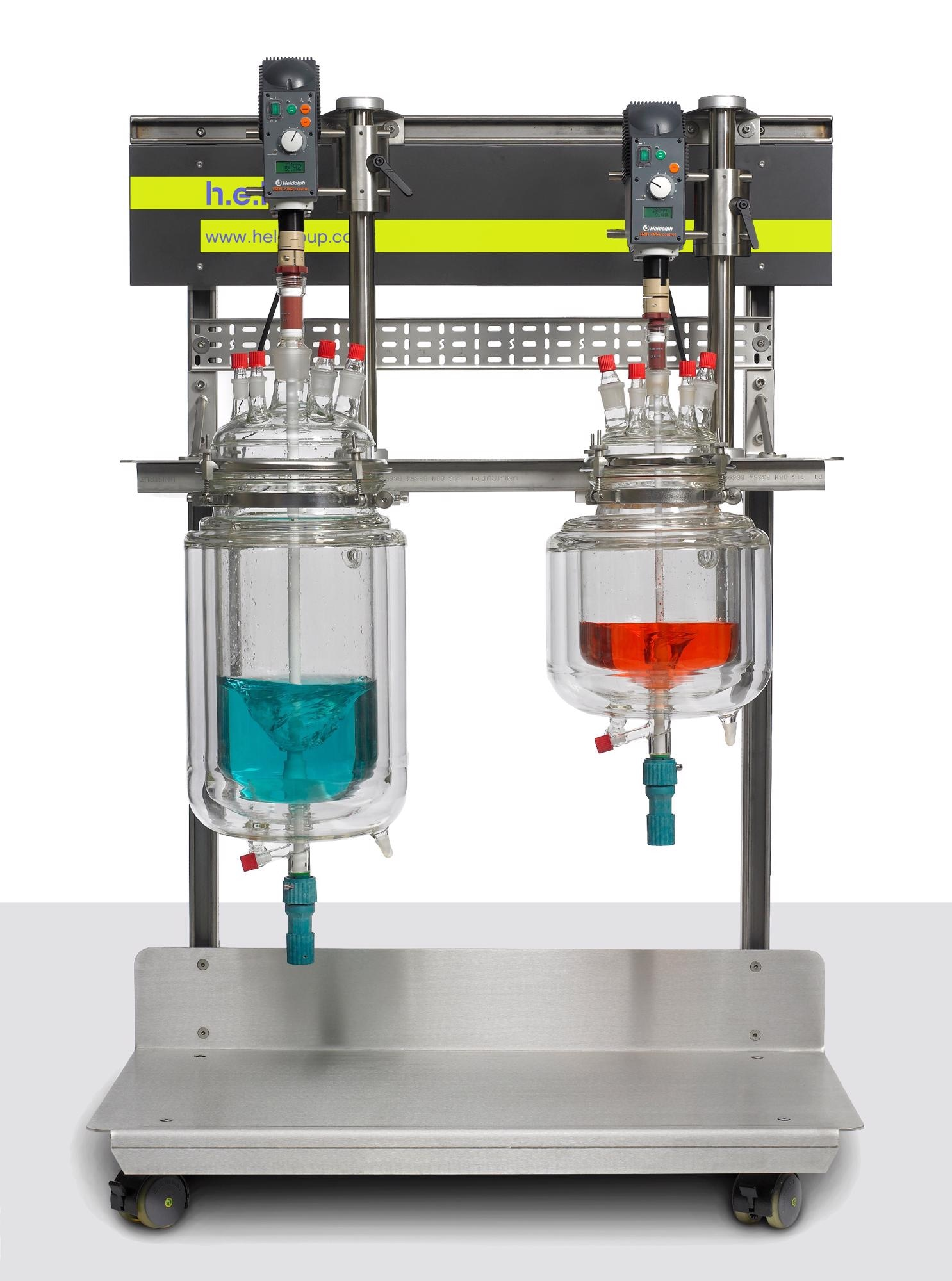 AutoLAB: A Bench-Top Automated Reactor System